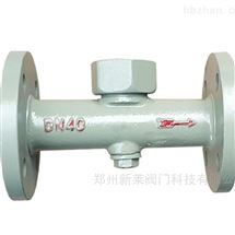 CS49H-16C铸钢热动力圆盘式蒸汽疏水阀