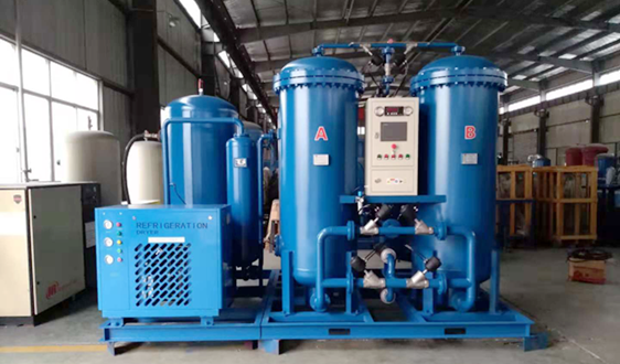 PSA制氧制氮技術拔頭籌 瑞德產品優勢在哪兒?
