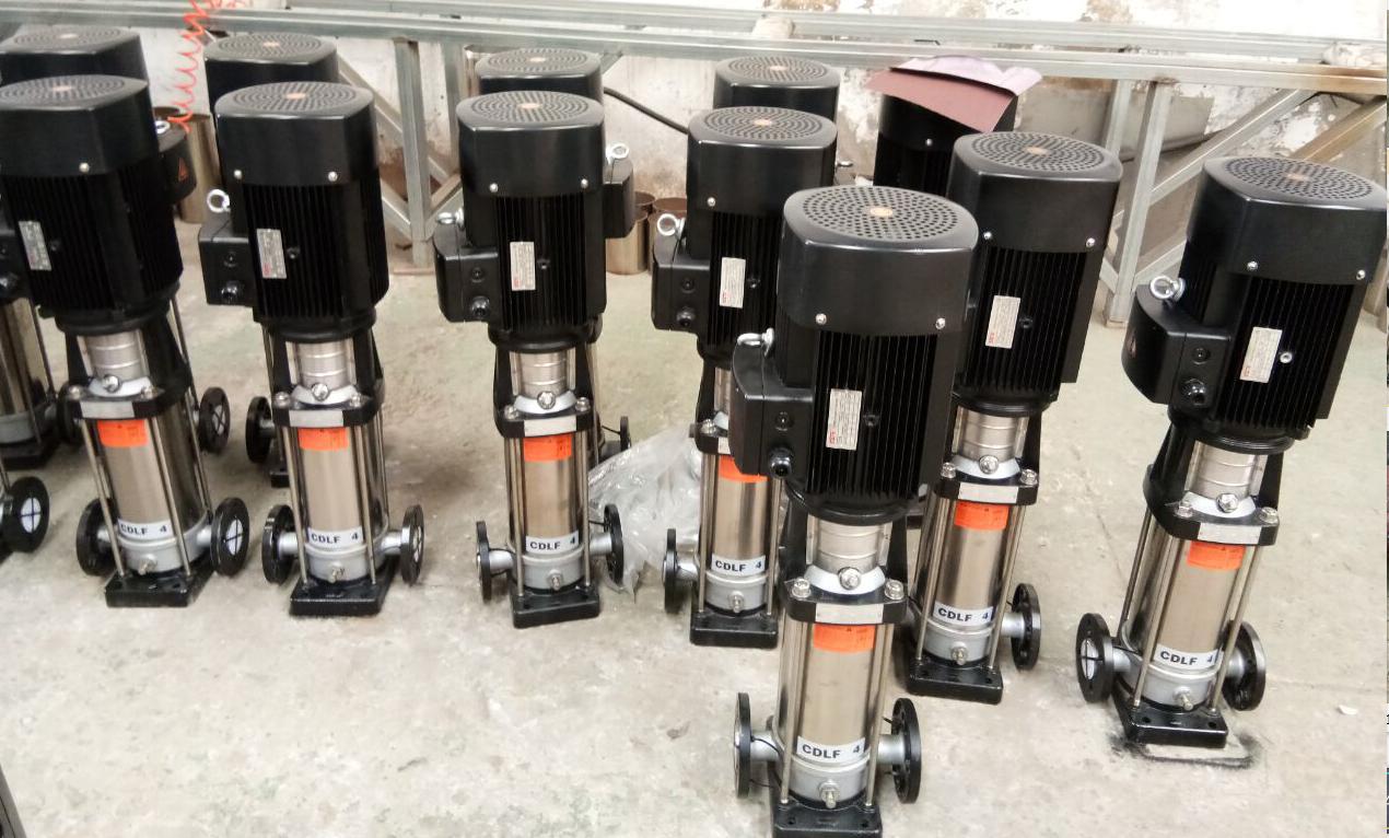 QDLF立式不�袗�多級離心泵常見故障分析