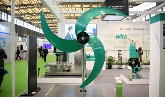 2019中國環博會:威樂WILO麵向未來的開創性解決方案