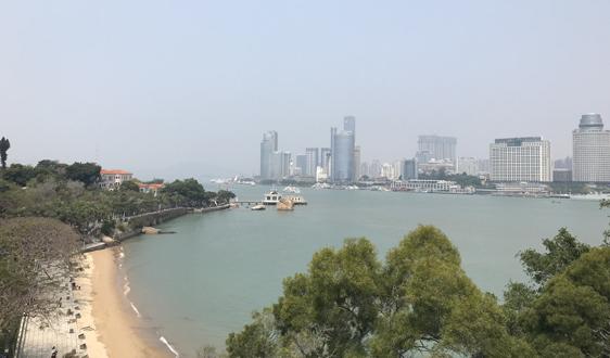 珠江三角洲水資源配置工程全線開工 鄂竟平馬興瑞出席建設大會