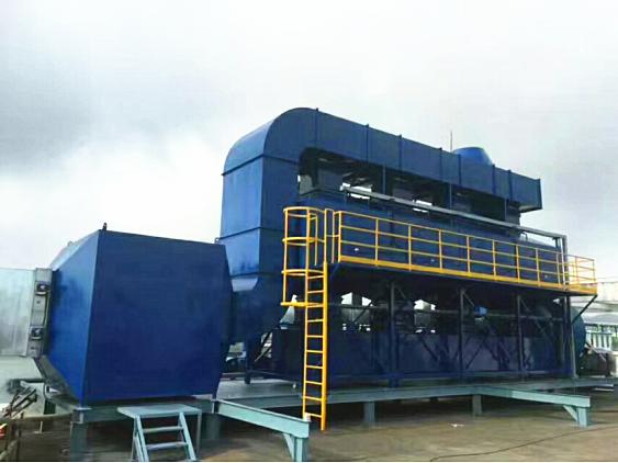 喷漆废气处理设备——RCO催化燃烧设备