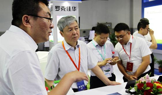 """第十七届中国国际环保展隆重召开 佳华AI互动""""玩""""起来"""
