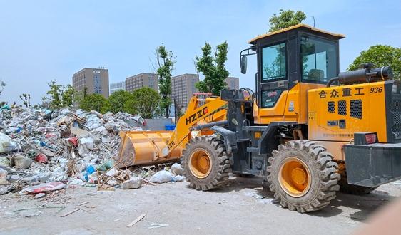 总投资8亿!南阳市生活垃圾焚烧发电项目有新进展