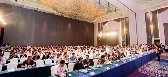水業狂歡丨2019青島國際水大會盛大開幕