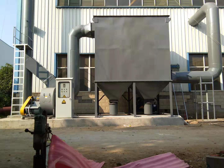 鑄造廠粉塵處理