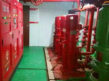 如何选择消防泵以及合适的消防控制柜?