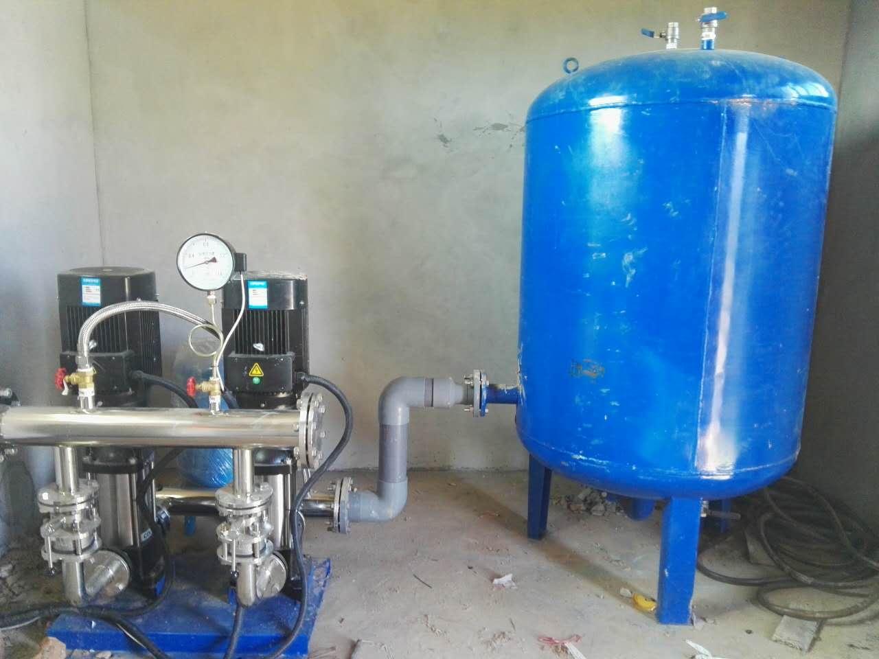 無塔供水betway必威手機版官網配用水泵的選型