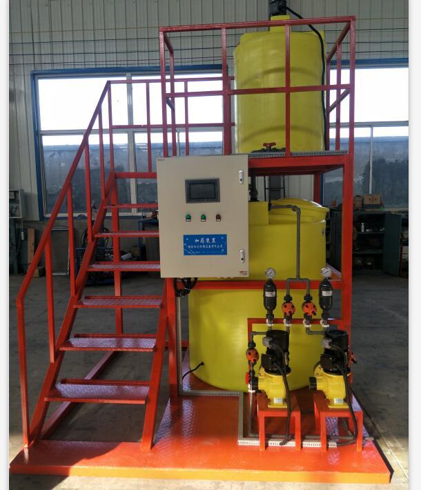全自动PAC加药装置/污水厂处理全套设备