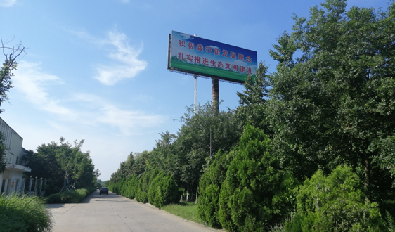 江苏省滨海县滨淮镇整治生态环境建设生态文明
