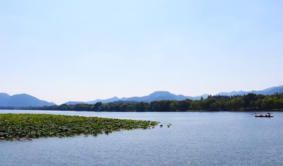 拓展藍色經濟 推動綠色發展 杭州水處理中心助力產業發展