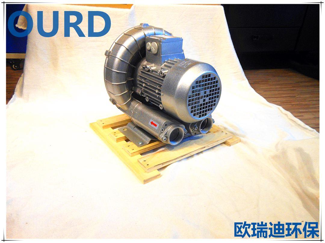 工业吸尘设备选用HRB高压风机的应用特点