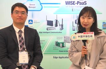 專訪研華工業物聯網事業群副總經理林清波