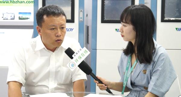 專訪北京偉瑞迪執行總裁白華