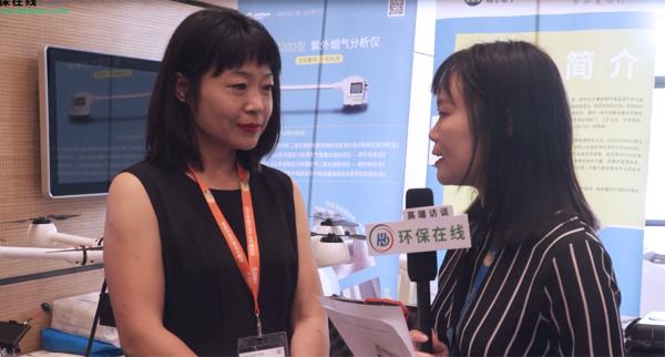 專訪青島明華電子西南部總經理江海燕