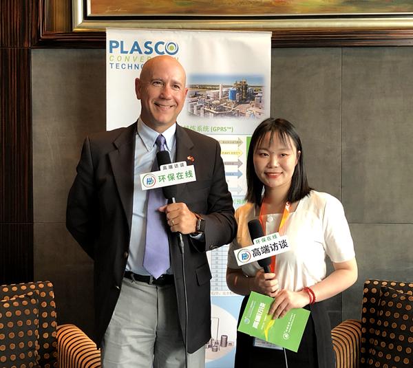 專訪PLASCO商務拓展部副總裁Randy Bennett