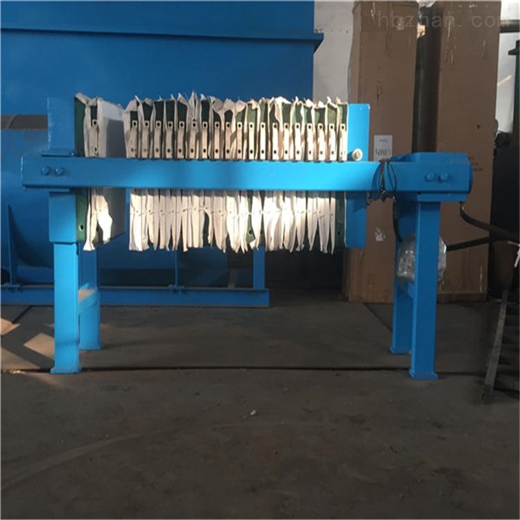 板框压滤机设备安装原理