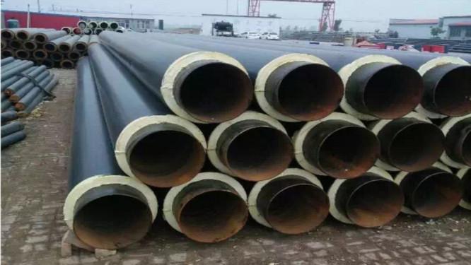 地埋聚氨酯发泡保温硬质泡沫塑料管价格