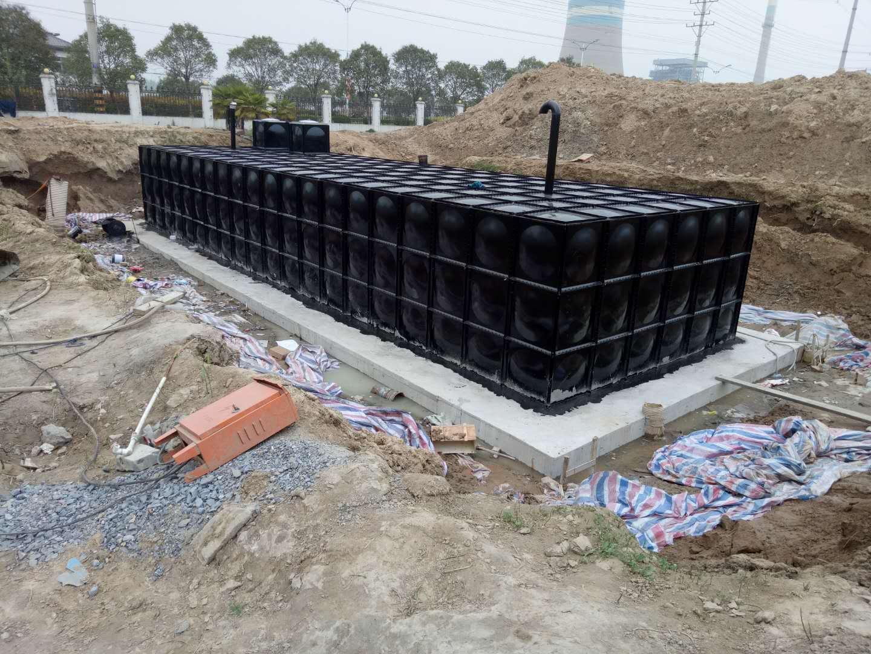 抗浮地埋式箱泵一体化有哪些好处?