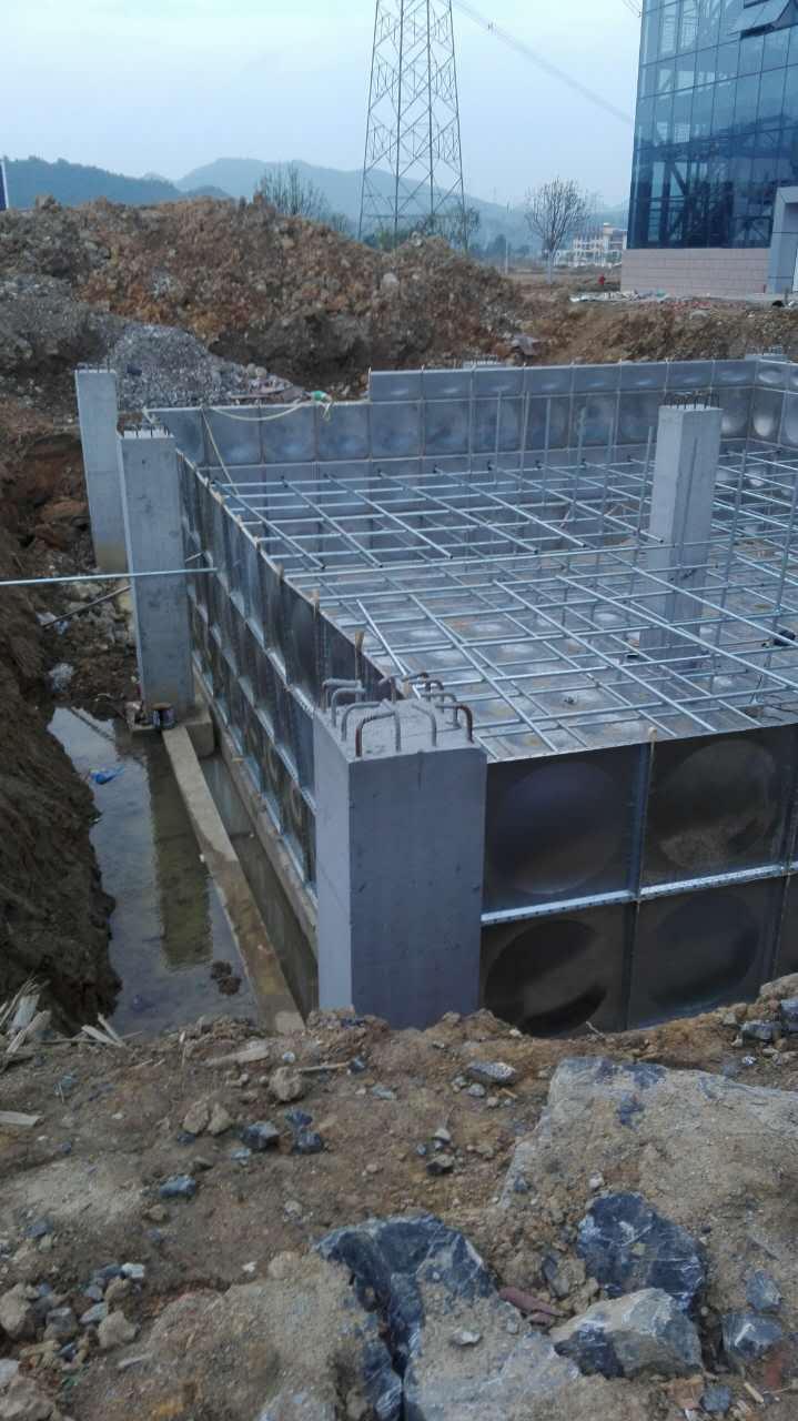 苏州抗浮式地埋箱泵一体化 梦月蕾丝项目交付使用