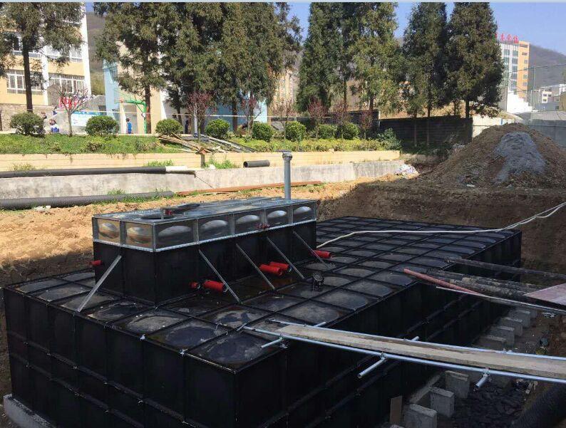 地埋式消防水箱 现货下单立发