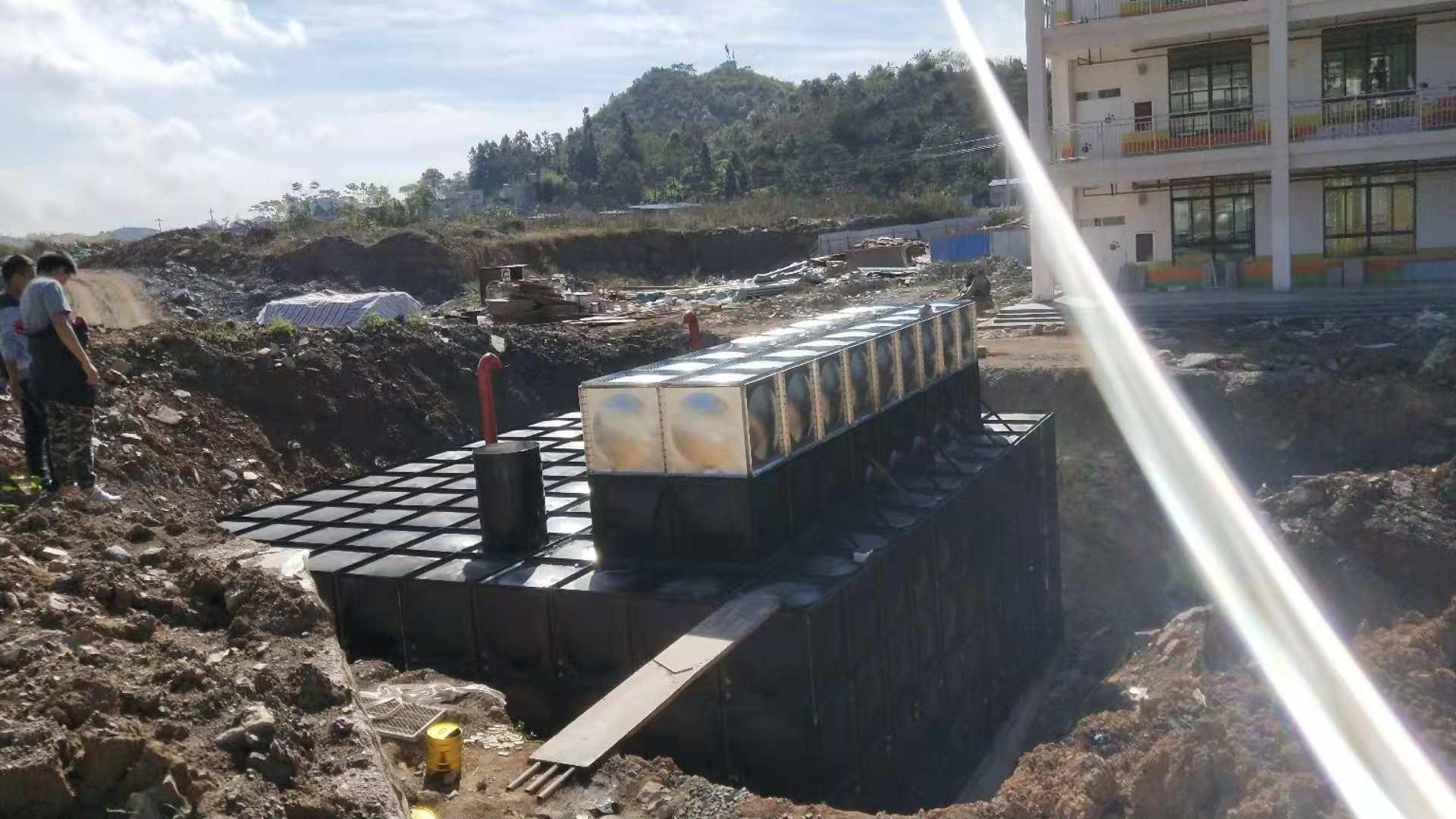 使用地埋式消防恒压给水设备必要性