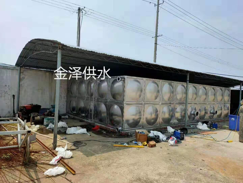 如何焊接不锈钢水箱?