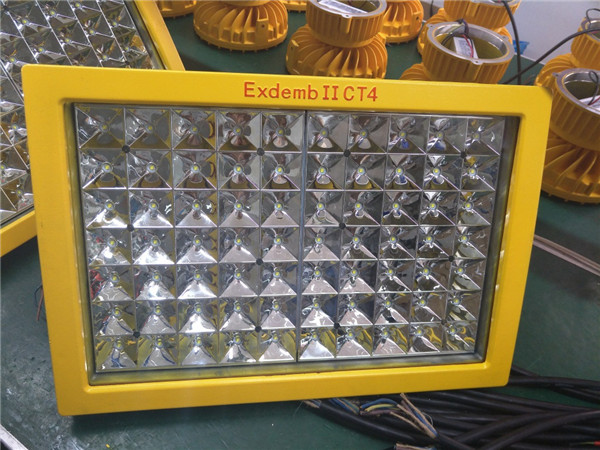 嵌入式加油站LED防爆灯