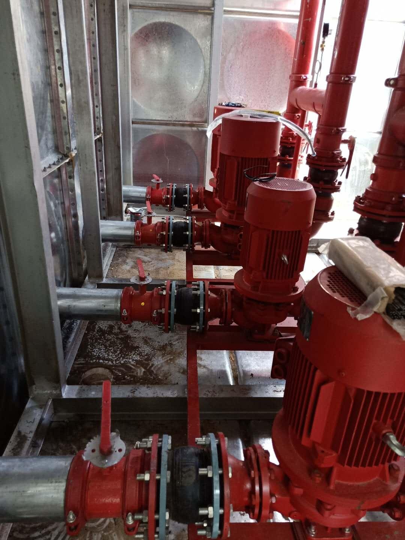 地埋箱泵一体化消防增压供水设备(泵站)