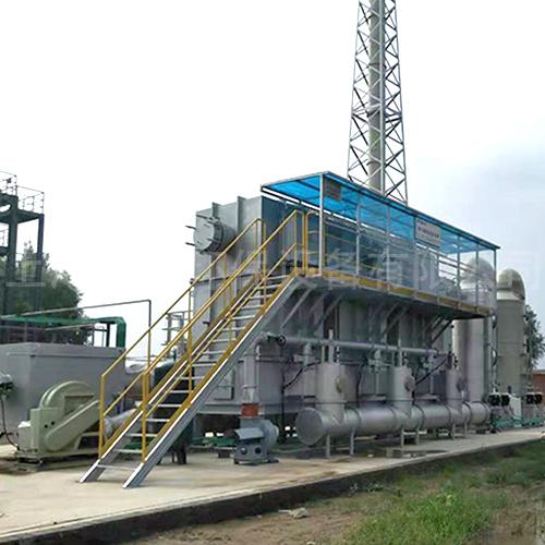 食品加工廠廢氣處理設備