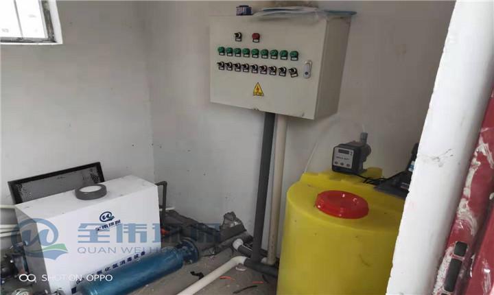 一体化污水处理磨具全伟环保上海设备v磨具污水处理设备惠州全伟环保山东农村图片