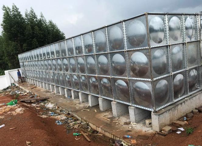 装配式BDF不锈钢箱泵一体化给水设备