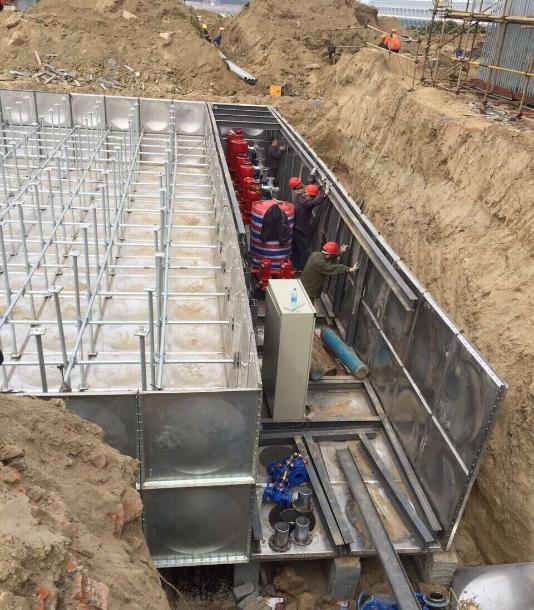 河南开封鹤壁全地埋水箱哪家可以报价?