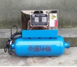 静电水处理器