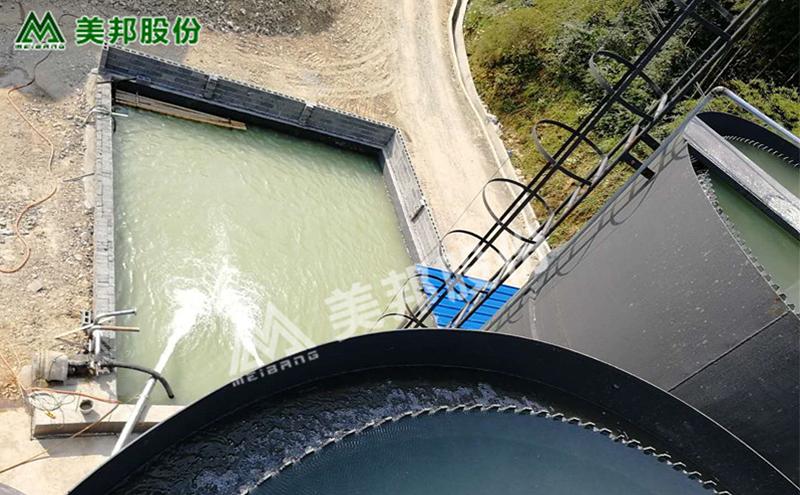 河源沙场泥水脱水设备