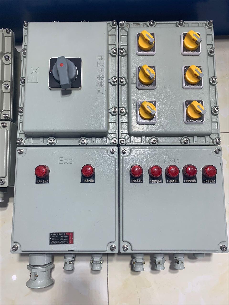 防爆配电箱价格差价的因素在于哪些