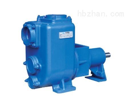 自吸污水泵