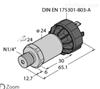 TURCK传感器PT1000PSIG-2003-I2-DA91性能