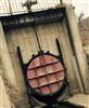 不锈钢电动式渠道闸门