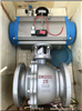 Q641H气动耐高温球阀供应