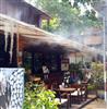 户外餐厅喷雾降温终端
