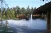 池塘音乐喷泉人造雾工程