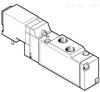 费斯托FESTO电磁阀MEH-5/2-1/8-P-I-B构造