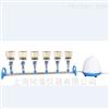 铝制三联直排水过滤系统MultiVac610-MS-A