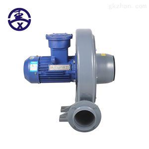 抽臭氧防爆风机用于沼气发酵罐配套中压风机